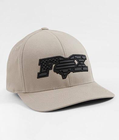 Fox Flag Head Stretch Hat