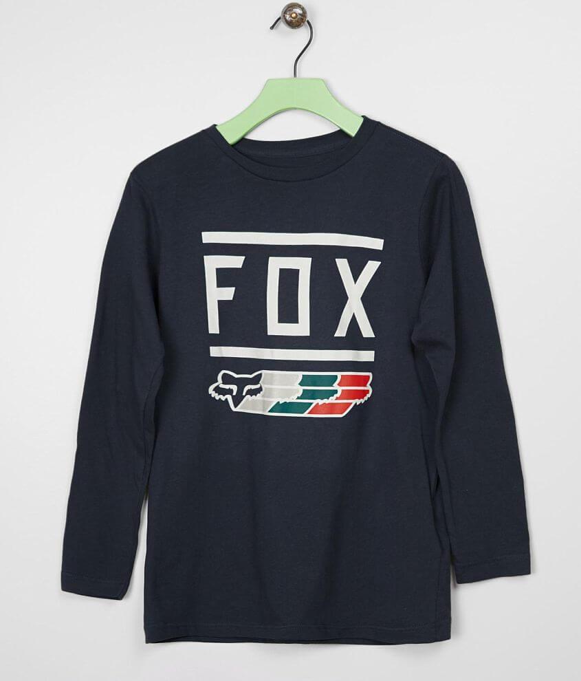 Boys - Fox Super T-Shirt front view