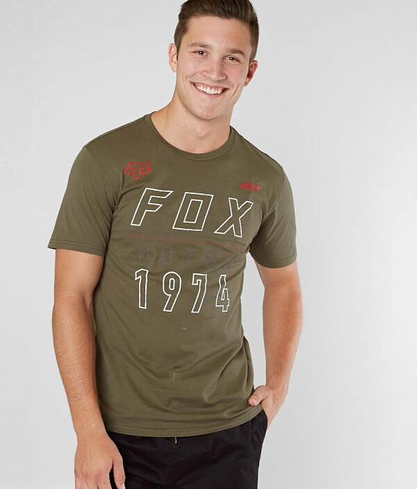 T Fox Stations T Stations Shirt Fox T Fox Stations Shirt CIqftWw