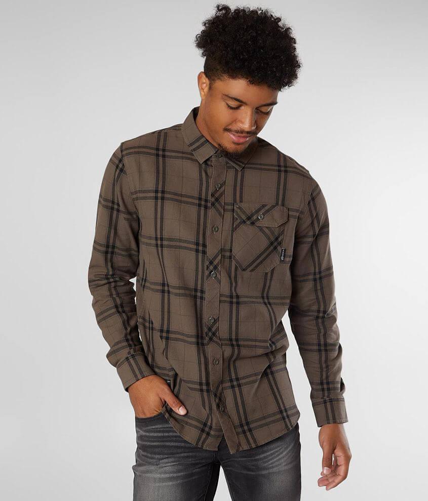 Fox Voyd 2.0 Flannel Shirt front view