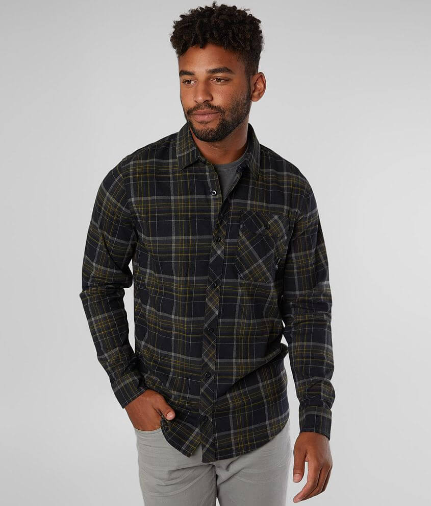 Fox Gamut Flannel Stretch Shirt front view