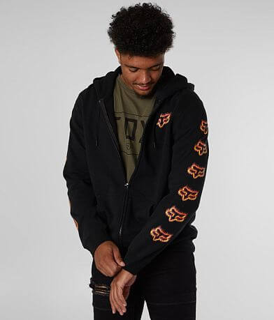 Fox Racing Flame Head Hoodie