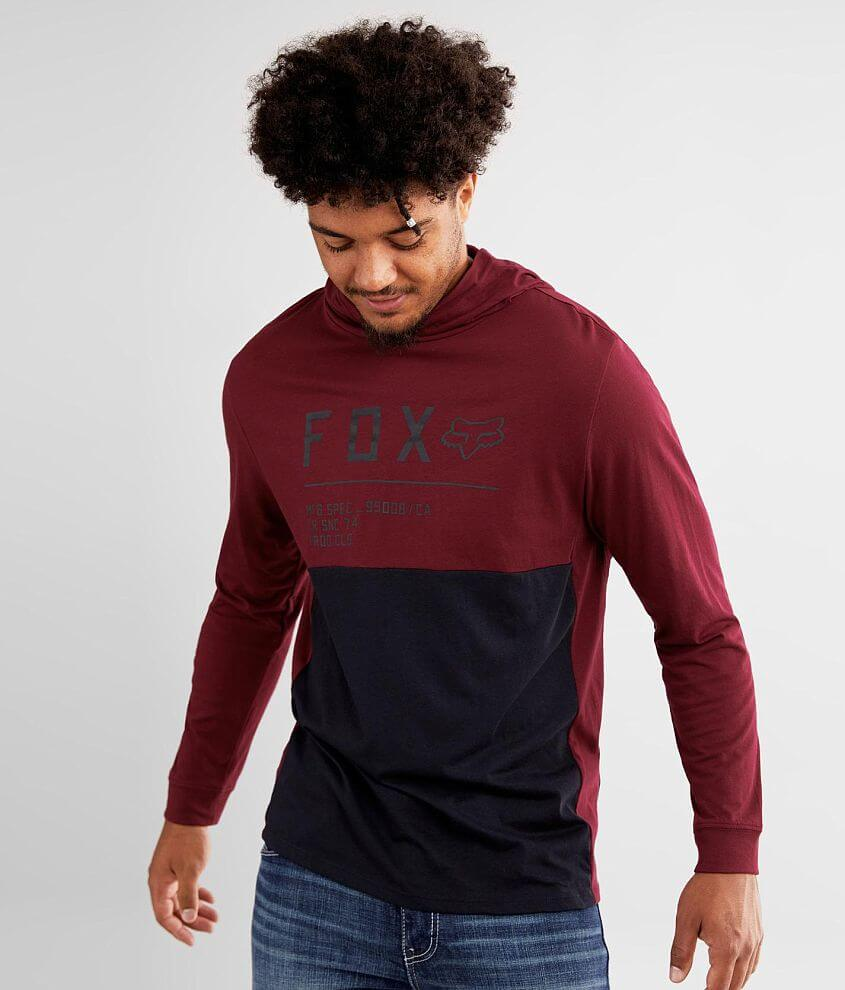 Fox Non-Stop Hoodie front view