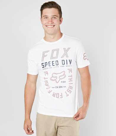 Fox Quencher Outline T-Shirt