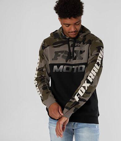 Fox Charger Camo Hooded Sweatshirt