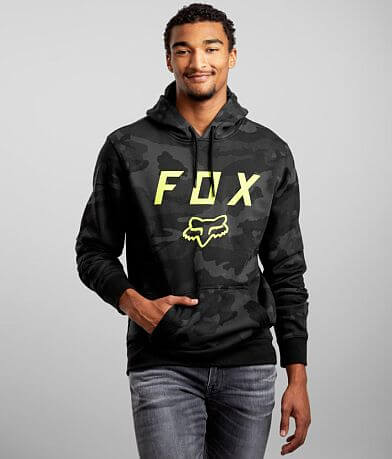 Fox Legacy Moth Camo Hooded Sweatshirt