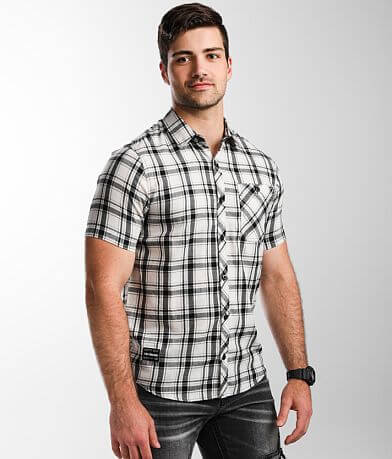 Fox Carlisle Flannel Shirt