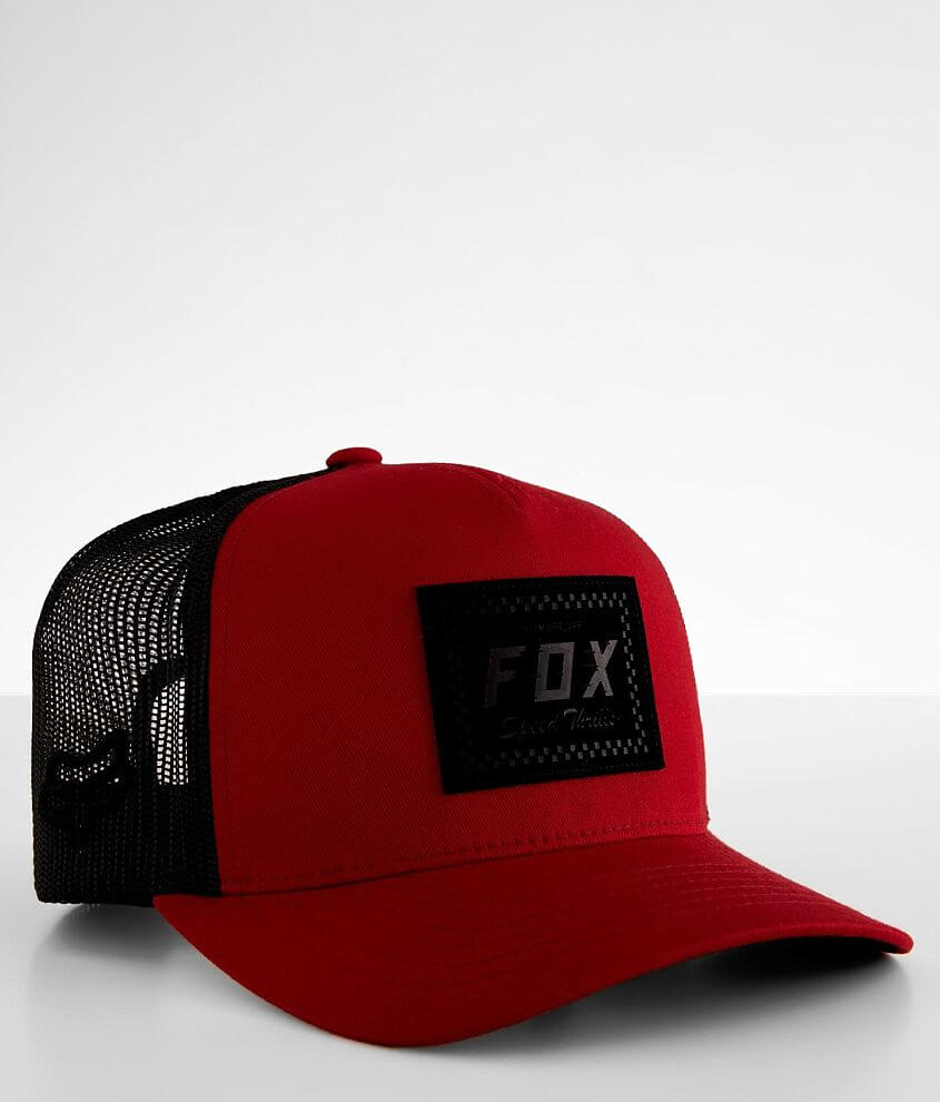 Fox Built To Thrill Trucker Hat front view