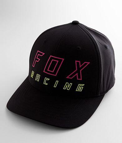 Fox Neon Moth Stretch Hat