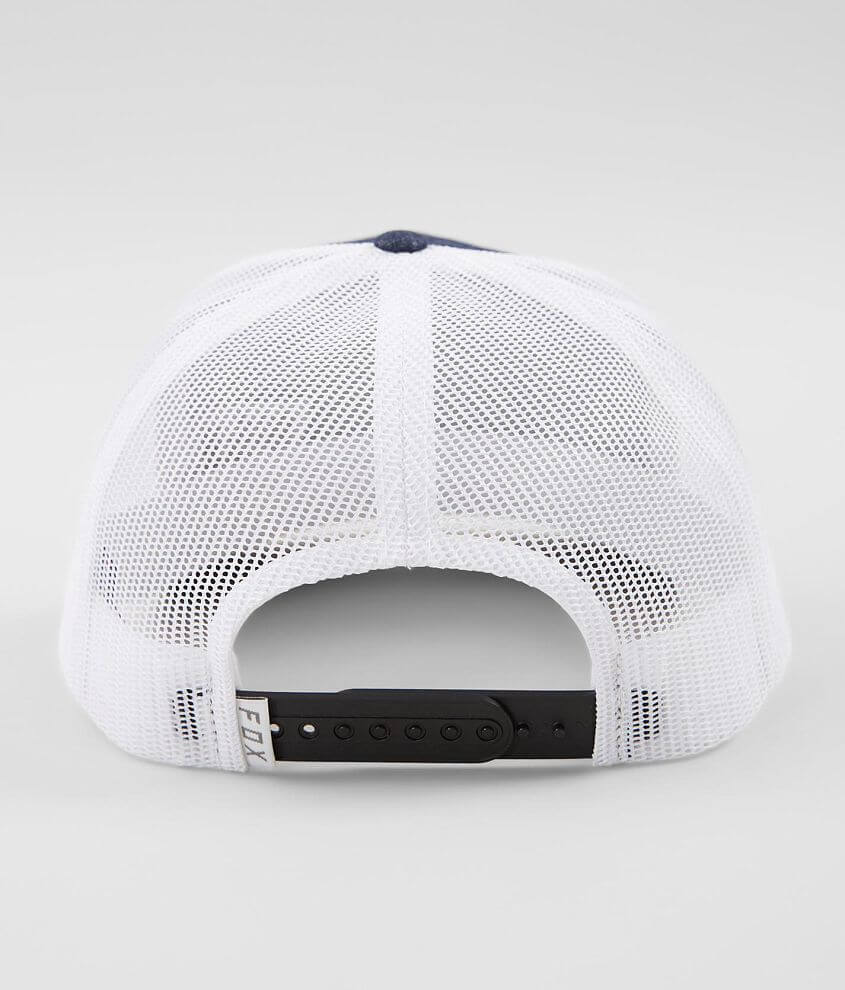 Fox Line Count Trucker Hat - Men s Hats in Heather Navy  aa8bd1e22801