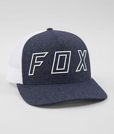 Fox Line Count Trucker Hat
