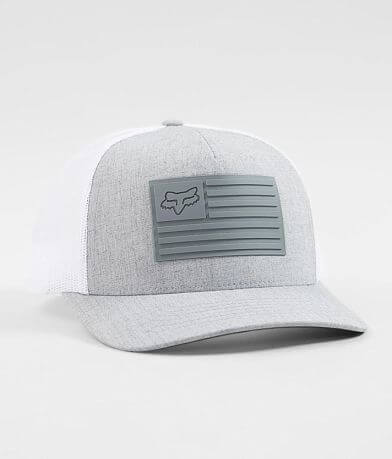 Fox Down Trace Trucker Hat