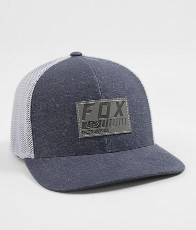 87b4f0857b606 Fox Galvanicer Stretch Trucker Hat