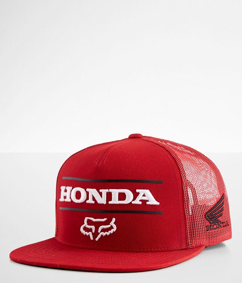 Fox Head Honda Trucker Hat front view