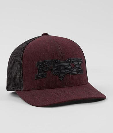 Fox Encumber 110 Flexfit Tech Trucker Hat