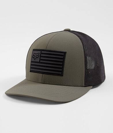 Fox Downshift 110 Flexfit Trucker Hat