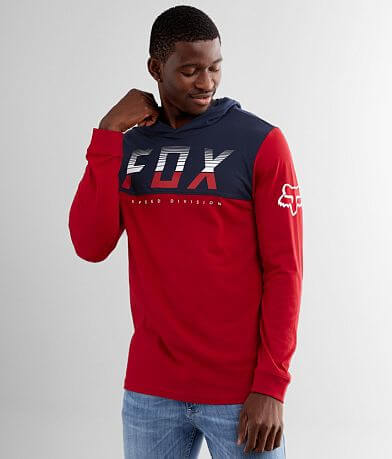 Fox End Of The Line Hoodie