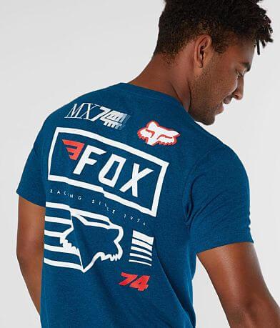 Fox Back Overview T-Shirt