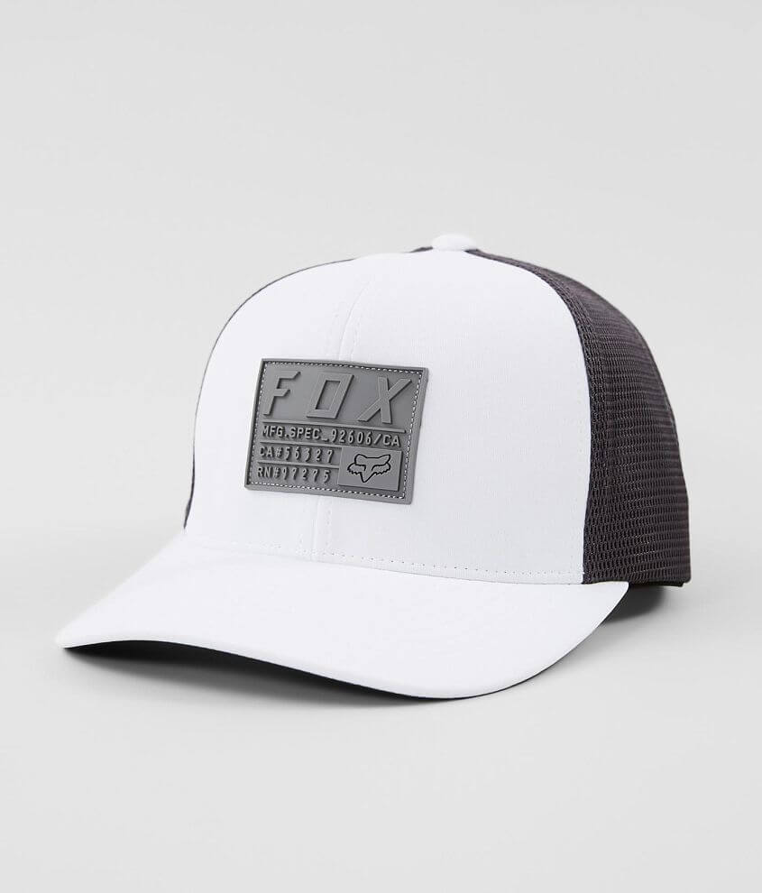 Fox Deep Abyss 110 Flexfit Trucker Hat front view