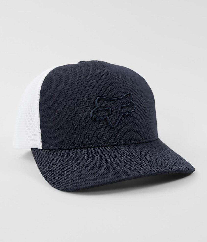Fox Drifter 110 Flexfit Trucker Hat front view