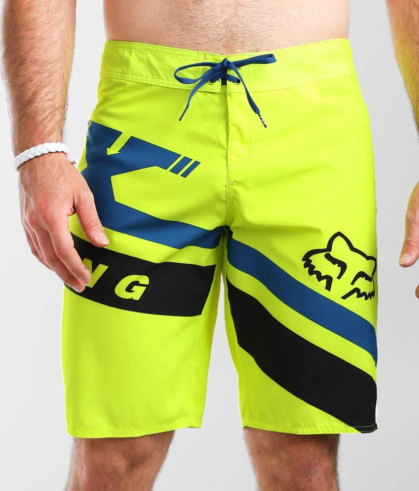 Fox Wrapped Rigid Boardshort front view