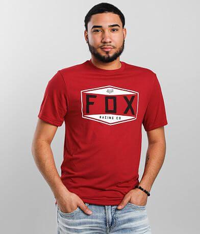 Fox Emblem Tech T-Shirt