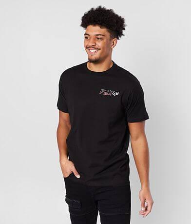 Fox Sliced T-Shirt