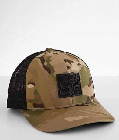 Fox Mutter Down 110 Flexfit Trucker Hat