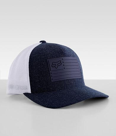 Fox Downline 110 Flexfit Trucker Hat
