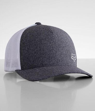 Fox Drifted Flexfit Trucker Hat