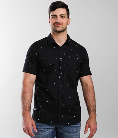 Fox Decrypted Stretch Shirt