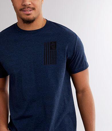 Fox Flagged T-Shirt
