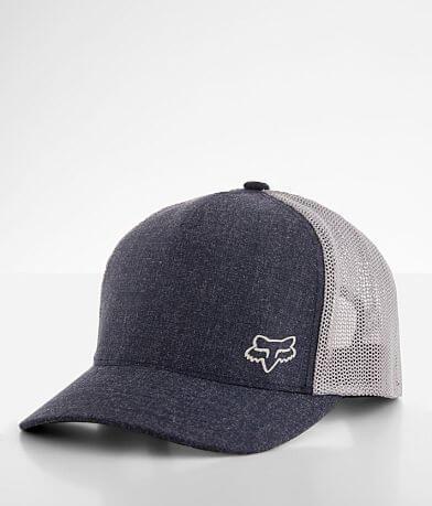 Fox Drifted Count 110 Flexfit Trucker Hat