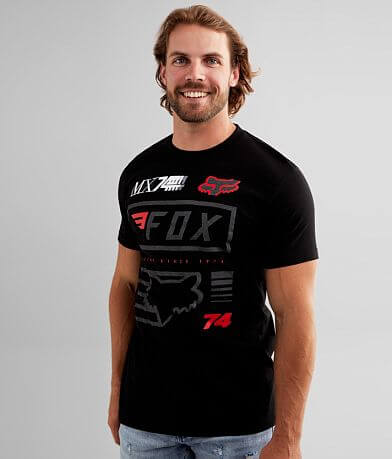 Fox Overview T-Shirt