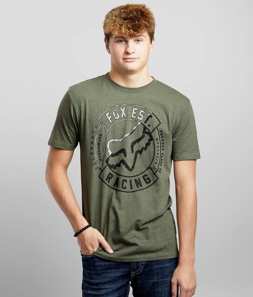 Fox Simple Formula T-Shirt front view