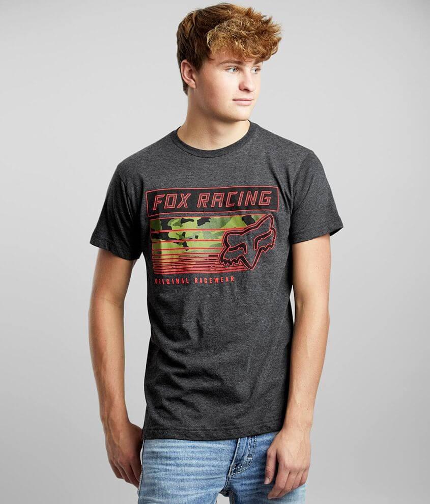 Fox Progress 74 T-Shirt front view