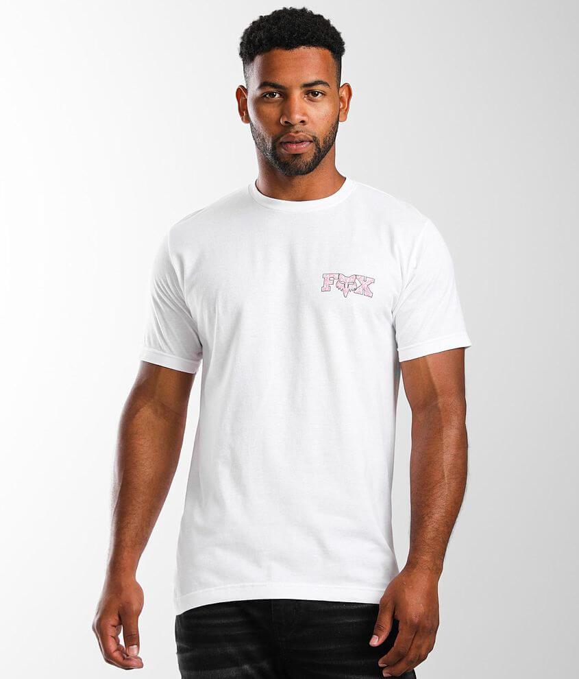 Fox US Motocross T-Shirt front view