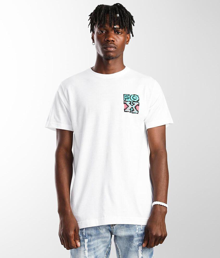 Fox Full Circle T-Shirt front view