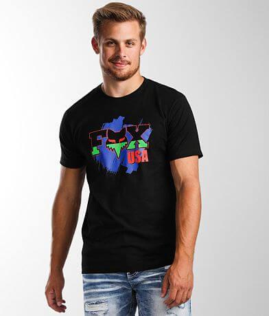 Fox Cultural Origins T-Shirt
