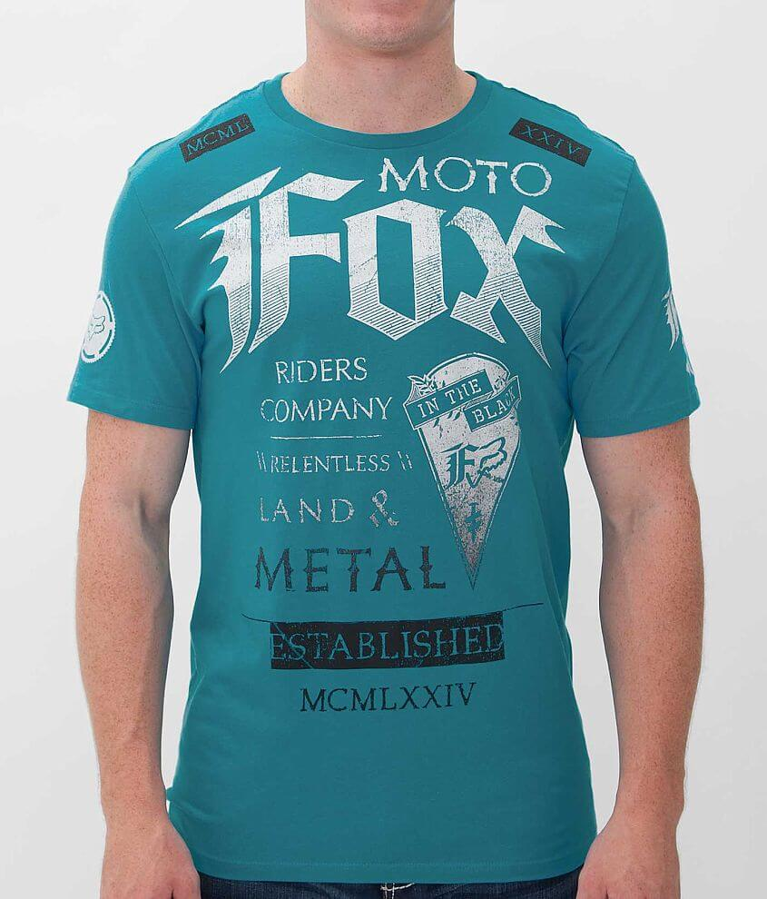Fox Philthy T-Shirt front view