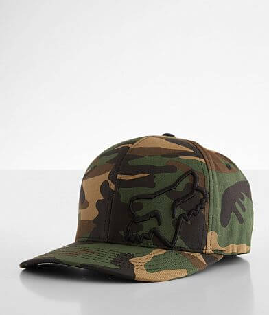 Fox Flex 45 Camo Stretch Hat