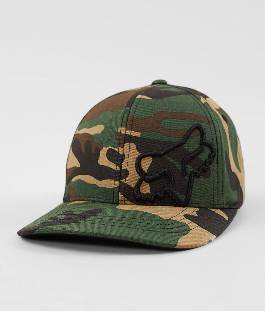 Boys - Fox Flex 45 Stretch Hat front view