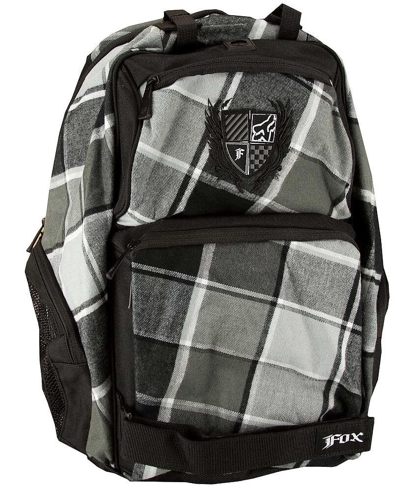 Fox Cyborg Backpack front view