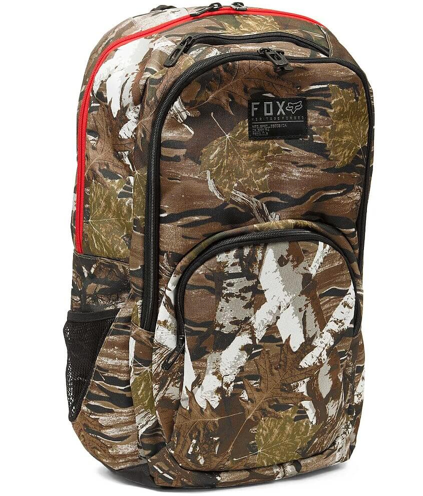 Fox Lets Ride Backpack front view