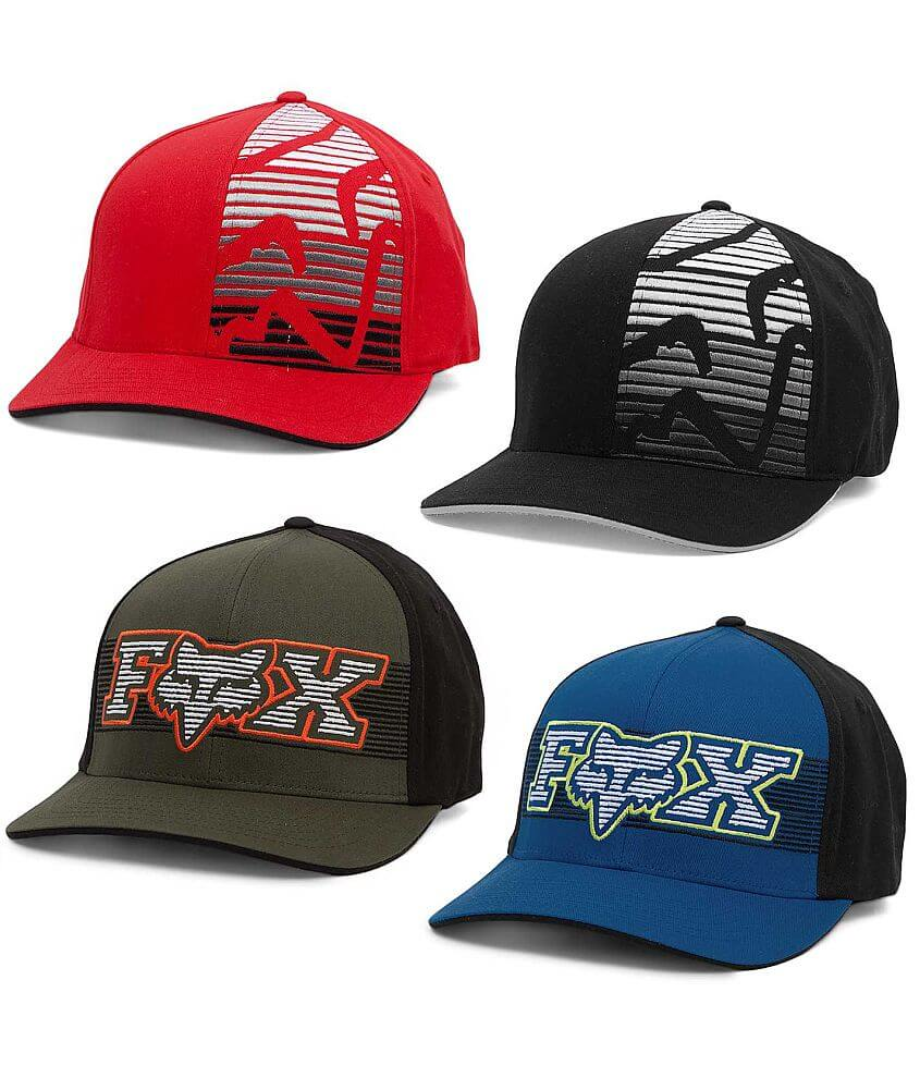 Fox Assorted Stretch Hat front view