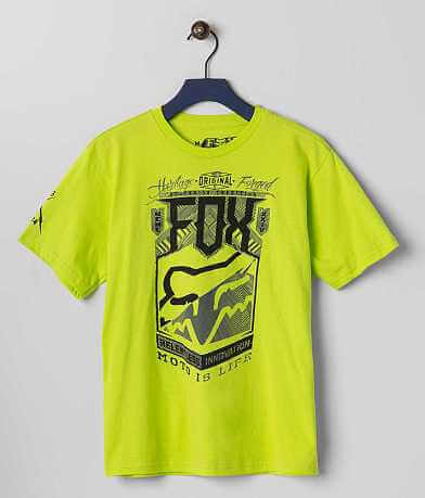 Boys - Fox Mumbling T-Shirt
