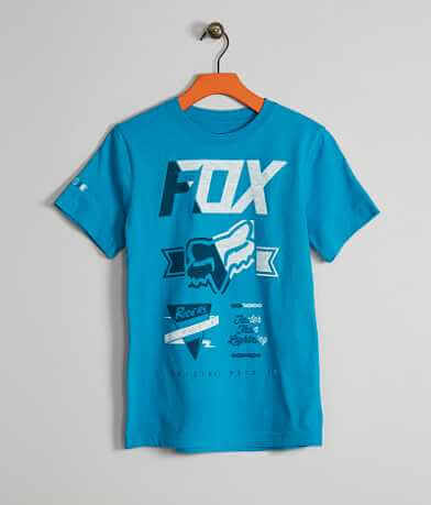 Boys - Fox Crinkle T-Shirt