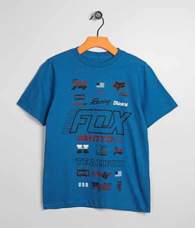 Boys - Fox Edify T-Shirt