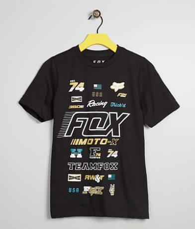 Boys - Fox Edify T-Shirt
