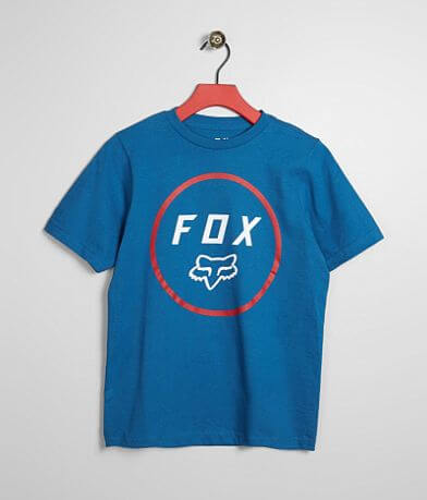Boys - Fox Settled T-Shirt